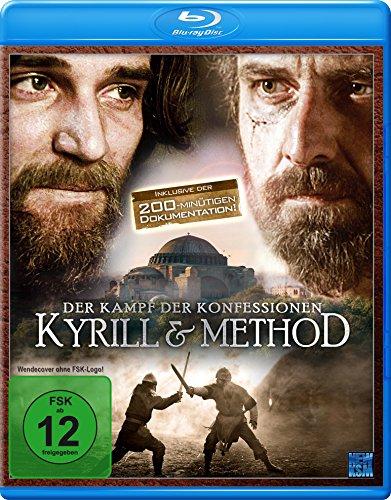 Kyrill & Method - Der Kampf der Konfessionen [Blu-ray]