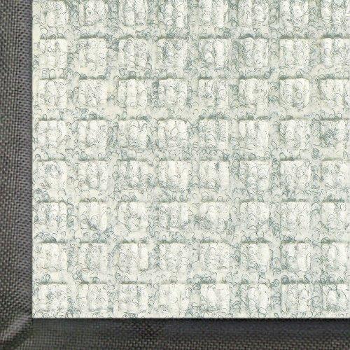 Andersen 200 White Polypropylene Waterhog Classic Entrance Mat, 4' Length X 3' Width, For Indoor/Outdoor front-347394