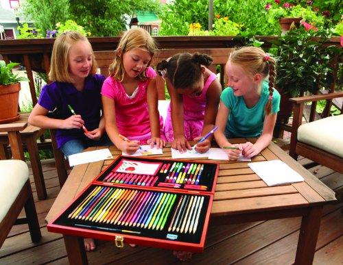 Faber-Castell - Young Artist Essentials Gift Set - Premium Art Supplies For Kids
