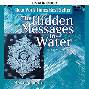 The Hidden Messages in Water Audiobook