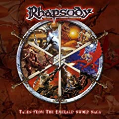 Tales From The Emerald Sword Saga (Best Of) CD