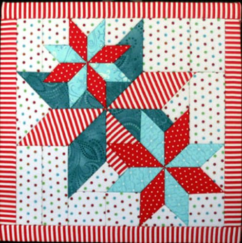 Artsi2 A2LGSNFL Snowflakes Wall Hanging Kit, Large