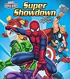 Marvel Super Heroes Super Showdown Action Pop-Ups! (Pop-Up Book) (0794423140) by Marvel