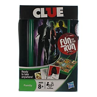 Clue Travel Games
