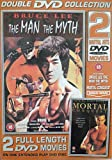 Bruce Lee - The Man The Myth / Mortal Conquest by Bruce Lee
