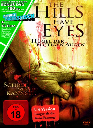 The Hills Have Eyes - Hügel der blutigen Augen (+ Bonus DVD TV-Serien)