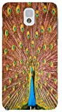 Beautiful Peacock Cell Phone Cases Design Special For Samsung Galaxy Note 3 No.3