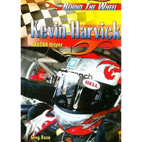 Kevin Harvick: NASCAR Driver (Behind the Wheel)