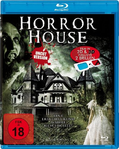Horror House 3D [Blu-ray]