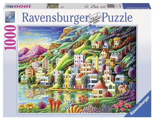 Ravensburger Dream City Jigsaw Puzzle (1000-Piece)