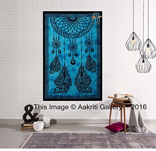 turquesa-dream-catcher-para-colgar-de-la-pared-decoracion-mandala-tapiz-hippie-dormitorio-84-x-55-pu