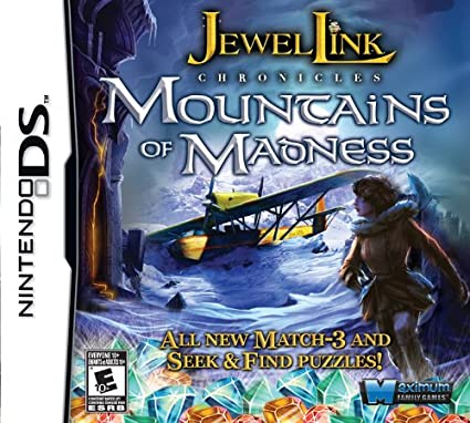 Jewel Link Chronicles Mountains of Madness