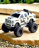 1:24 Realtree® Friction White F-250 Super Duty Truck Image