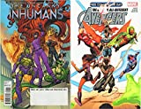 img - for Free Comic Book Day 2015 The All-New All-Different Avengers/The Uncanny Inhumans/James Patterson Max Ride First Flight book / textbook / text book