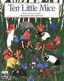 Ten Little Mice (Hbj Big Books)