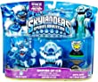 Figurine Skylanders: Spyro's adventure - Slam Bam + Empire of Ice + Shield + Anvil  (compatible Skylanders : Giants)