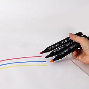 ShinHan TOUCH TWIN Marker 60 Color Set A (Color: Multicolor)
