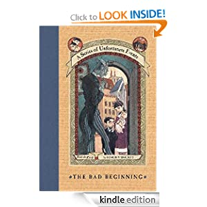 Kindle Book Bargain: A Series of Unfortunate Events #1: The Bad Beginning, by Lemony Snicket, Brett Helquist, Michael Kupperman