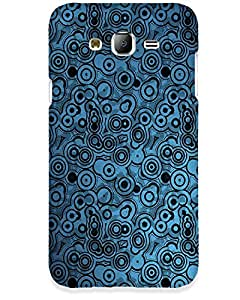MobileGabbar Samsung Galaxy J5 Back Cover Designer Hard Case