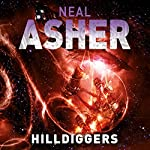 Hilldiggers | Neal Asher