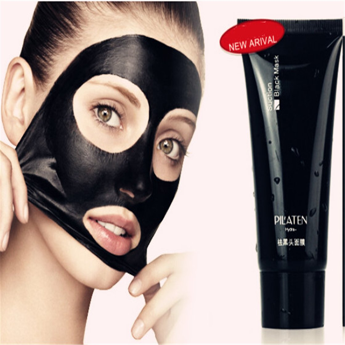 Black Mud Face Mask