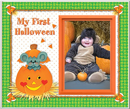 My First Halloween - Picture Frame Gift