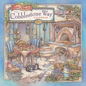 Cobblestone Way 2012 Wall (calendar) Kim Jacobs