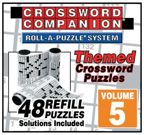 Cheap Herbko Volume 5 Crossword Companion Refills – 48 Puzzles (B000HAMJ7A)