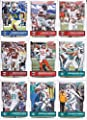 Miami Dolphins - 2016 Score Football 15 Card Team Set w/ Rookies (Plus 1 Special Team Insert Card)