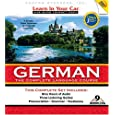 Learn in Your Car German: The Complete Language Course [With GuidebookWith Free CD Wallet] (German Edition)