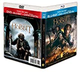 El Hobbit: La Batalla De Los Cinco Ej�rcitos (BD + DVD + Copia Digital) [Blu-ray]
