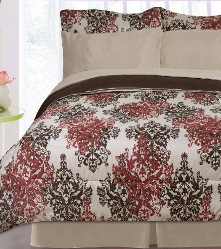 Victorian Comforter Sets front-1077750