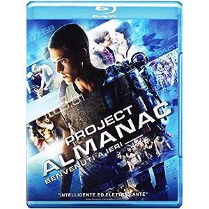 benvenuti a ieri - project almanac (blu ray)