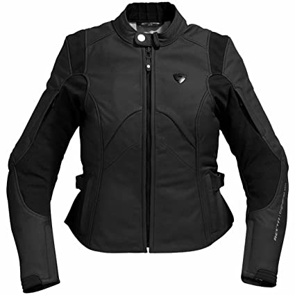 Rev it - Blouson - ALLURE 2 LADIES JACKET - Couleur : Black - Taille : 44