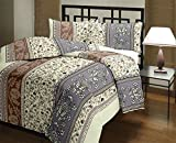 RajasthaniKart Reversible AC Blanket/AC Quilt/Top Sheet/Dohar(Single Bed)