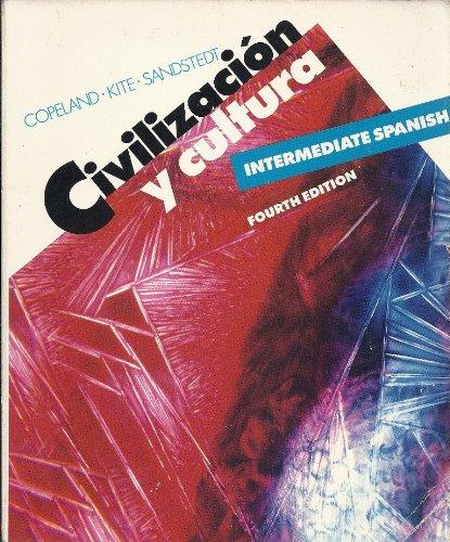 Copeland Civilizacioni Y Cultra 4e (Spanish Edition), Copeland, John G