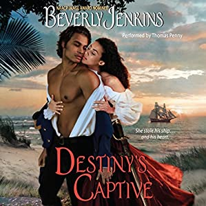 Destiny's Captive Audiobook