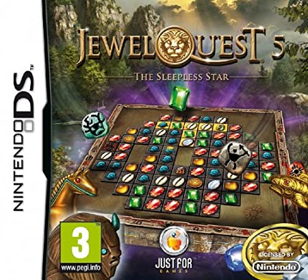Jewel Quest 5: The Sleepless Star DS
