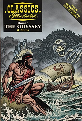 The Odyssey (Classics Illustrated)