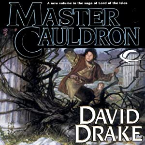 Master of the Cauldron: Lord of the Isles, Book 6 | [David Drake]
