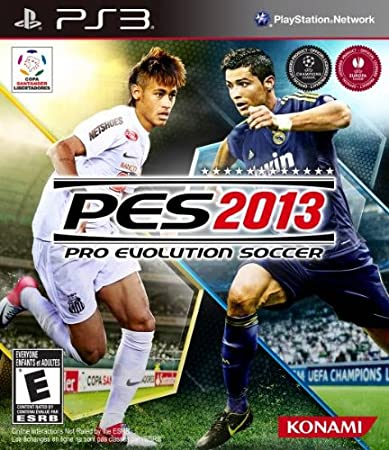 Pro Evolution Soccer 2013 - PES 2013 (Em Portugues do Brasil) (Region Free) [Import Brazil]