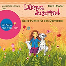 Extra-Punkte für den Dalmatiner (Liliane Susewind 16) Hörbuch von Tanya Stewner Gesprochen von: Catherine Stoyan
