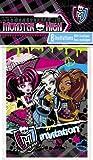 Monster High Invitations [8 Per Pack]
