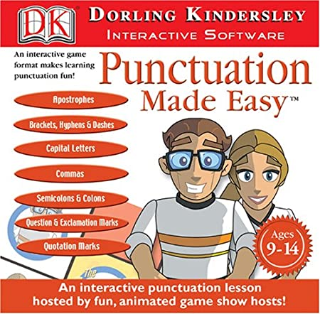 Punctuation Made Easy