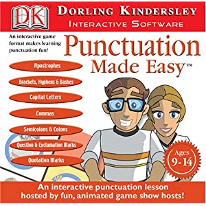 Punctuation Made Easy.