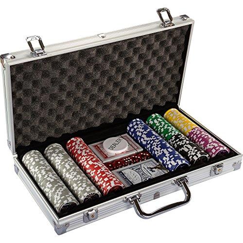 Ultimate Pokerset mit 300 hochwertigen ...