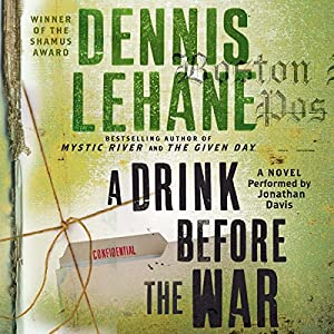 A Drink Before the War Audiobook