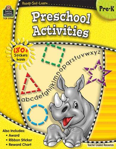 RSL: Preschool Activities (PreK) - 1