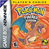 Pokemon Fire Red for Game Boy Advance SP