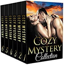 COZY MYSTERY COLLECTION (6 IN 1): ROMANTIC MYSTERY SERIES (TIME TRAVEL THRILLER SUSPENCE DETCTIVE BAD BOY BOXED SET)
